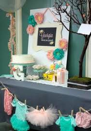 baby shower colors beautiful backdrop for a boy baby shower for all of the products