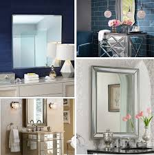 decorating bathroom mirrors ideas 9 style ideas for bathroom mirrors ls plus