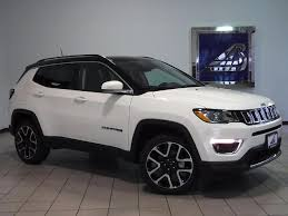 jeep compass white white clearcoat 2018 jeep compass for sale at bergstrom automotive