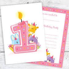 1st birthday invitations u2013 olivia samuel