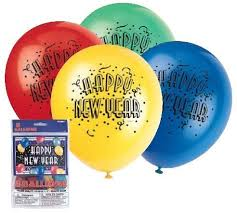 happy new year balloon happy new year balloons pro party