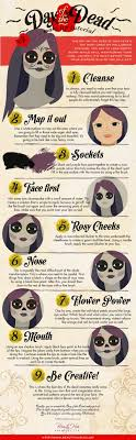 day of the dead makeup tutorial special