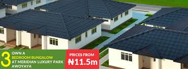 lekki 3 bed ensuite bungalow at just n16million naira www