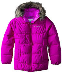 columbia girl s gyroslope jacket sports outdoors