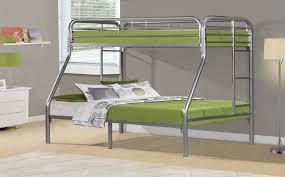 Monarch Specialties Inc Twin Over Full Futon Bunk Bed Wayfair - Full futon bunk bed