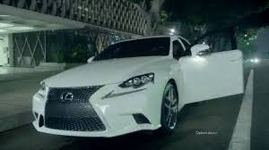 who is the in the lexus commercial lexus is 350 tv commercial no deed ispot tv