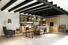 industrial loft design ideas warehouse loft design ideas kitchen