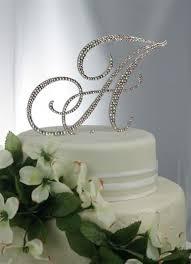 monogram cake toppers cake topper online