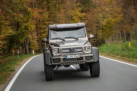 G Wagon 6x6 Interior 2014 Mercedes Benz G63 Amg 6x6 First Drive Motor Trend
