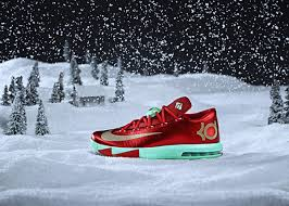 kd christmas nike kd 6 christmas release date theshoegame sneakers