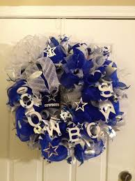 dallas cowboys deco mesh wreath t s diy deco mesh wreaths i