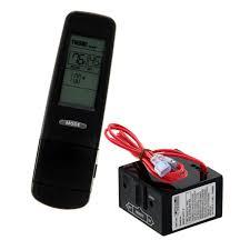 skytech smart batt ii iii fireplace remote control for heat n glo
