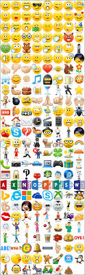 skype complete static emoticons