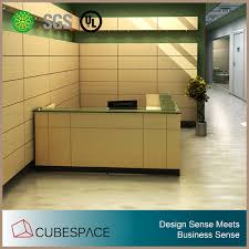 Wood Reception Desk by Wooden Reception Counter Wooden Reception Counter Suppliers And