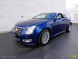 2012 cadillac cts colors 2012 opulent blue metallic cadillac cts 4 awd coupe 84565288