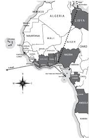 Dakar Senegal Map Maps U0026 Photos