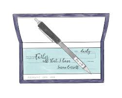 blank paper to write doodle 101 blank check 1arthouse am i willing to write blank checks