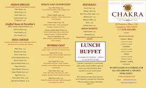 indian cuisine menu indian restaurant menu