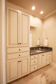 glazed bathroom vanity cabinets northshore millwork llc