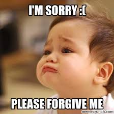I Am Sorry Meme - sorry funny baby images wallpapergenk