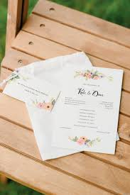 unique wedding invitations southern living