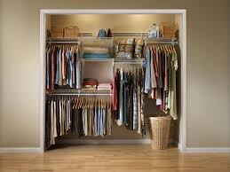 wardrobe organization closet shelving systems