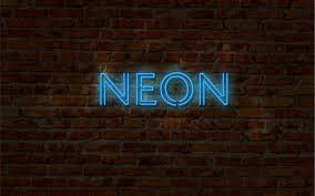 Light Words How To Make A Neon Sign In Photoshop Shutterstock