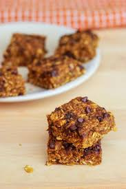 Oatmeal Bars With Chocolate Topping 244 Best Healthy Pumpkin Recipes Images On Pinterest Fall