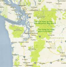 Tacoma Washington Map by Welcome To Rain Mountain Chinooks