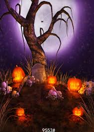 the halloween tree background aliexpress com buy halloween horror castle photos background