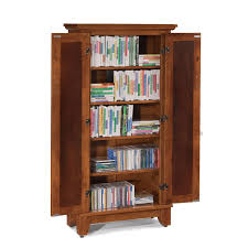 Arts And Craft Bookcase Home Styles Arts And Crafts 5 Shelf Closed Bookcase Ahfa