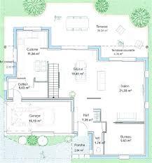 plan de maison a etage 5 chambres plan maison moderne 5 chambres génial une grande maison de plain
