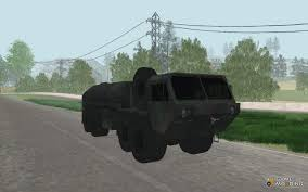 tactical truck hemtt heavy expanded mobility tactical truck m978 for gta san andreas