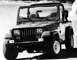 jeep heritage 1986 1995 jeep wrangler yj the jeep