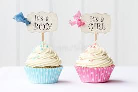 baby shower cupcakes girl baby shower cupcakes stock image image of gourmet horizontal