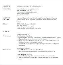 resume exles college students internships curriculum vitae college student template resume exles for