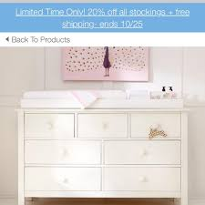 Changing Table Topper Only Dresser Hemnes By Ikea Used As Changing Table Baby Benjamins