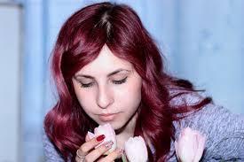 Frisuren Lange Haare Mit Farbe by Kostenlose Foto Mädchen Strauß Modell Rot Farbe Rosa