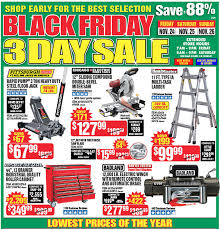 harbor freight black friday 2017 tool deals