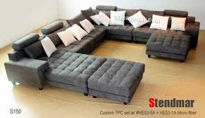 sofa pit sectional commendable group for incredible household