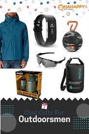 gift ideas for outdoorsmen 20 rugged and cool gifts for outdoorsmen hahappy gift ideas