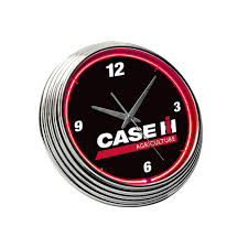 case ih neon clock shopcaseih com