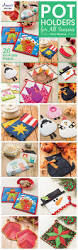 halloween sewing crafts best 25 quilted potholders ideas on pinterest potholders