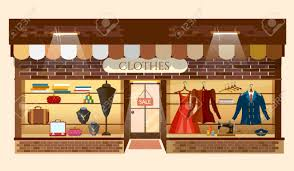 clothes shop clothes store building facade fashion clothing shop interior