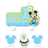 mickey mouse 1st birthday boy mickey s 1st birthday decoration kit toys