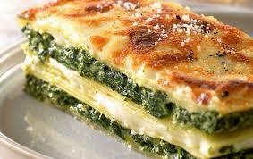 cuisiner epinard frais lasagnes aux épinards frais