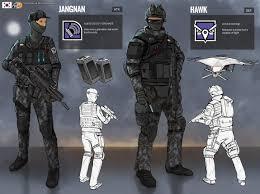 Rainbow Six Siege Operators In Rainbow 6 Operator Idea From Yellowthekid And By Myself