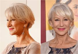 haircuts for older women with long faces here s a plethora of haircuts that look great on older women