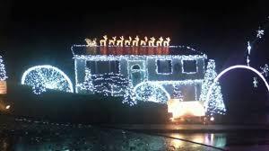 christmas light show ct st germain christmas light show waterbury ct 2013 youtube
