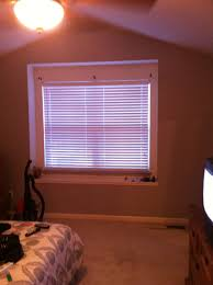 my first home bedroom window blinds
